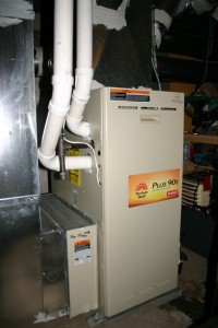 new furnace 200x300 10 Most Common Home Improvement FAQs and Answers