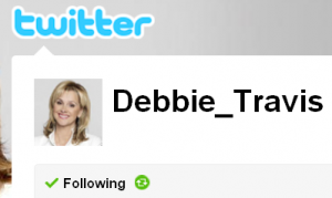 debbie travis 300x179 12 Interior Design Gurus You Should Follow on Twitter