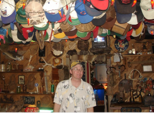 The Hunter's Hole Man Cave