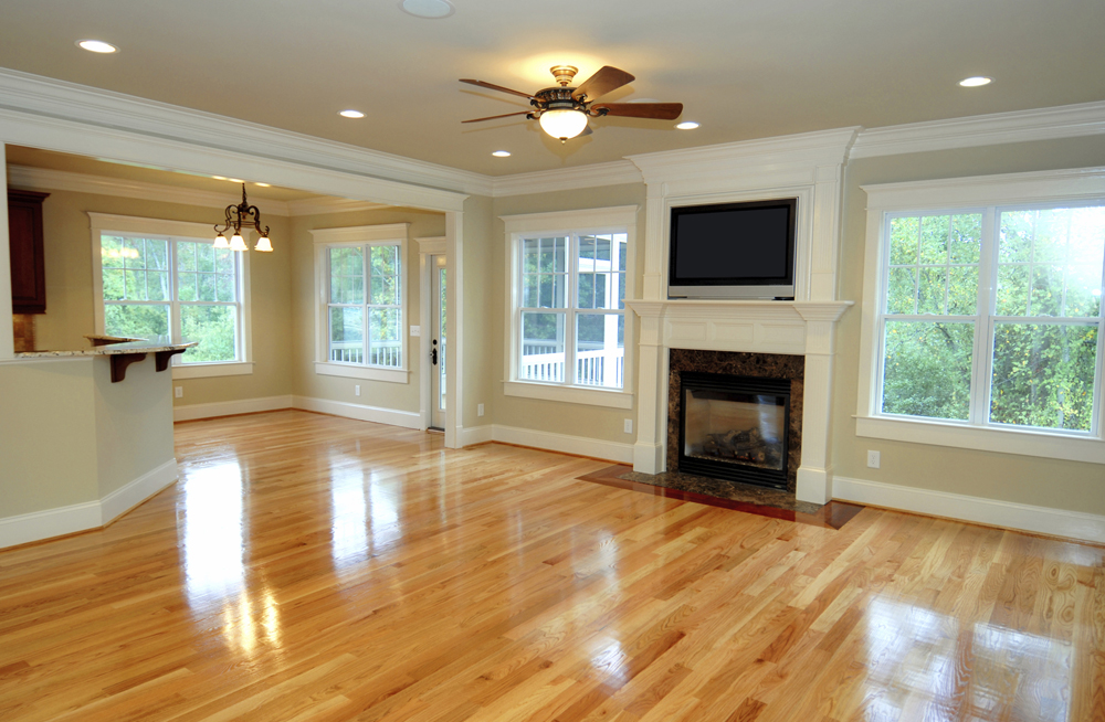 Oak Hardwood Floors Rooms 1000 x 654
