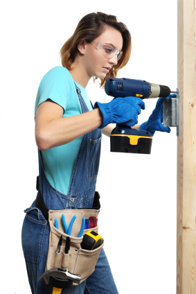 Another protest women commonly have about tackling DIY projects is not ...