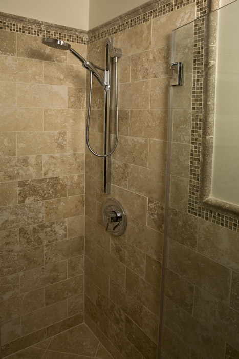 How To Build A Curbless Walk In Shower Bathroom
