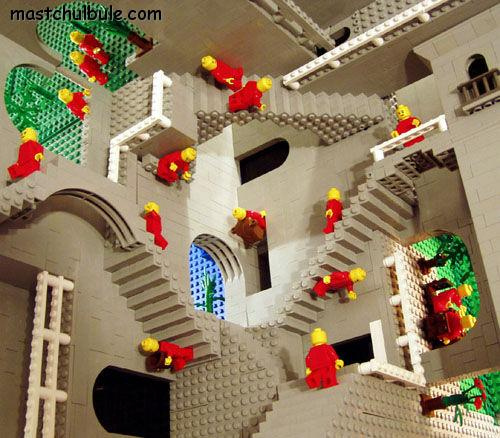 Lego Iconic Buildings
