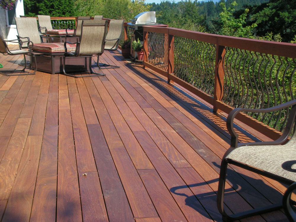Wood Decks Cleaning Outdoor Wood Decks