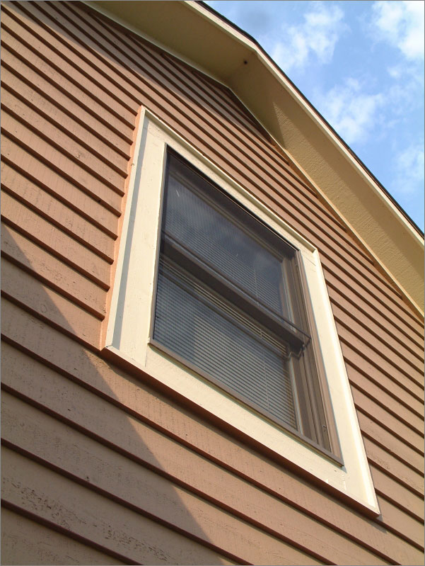 Wood siding cost 100 what are the different styles of for Redwood siding cost
