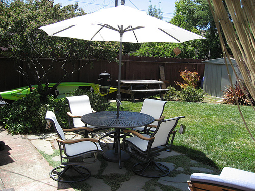 Http Blog Builddirect Com Cleaning Patio Furniture