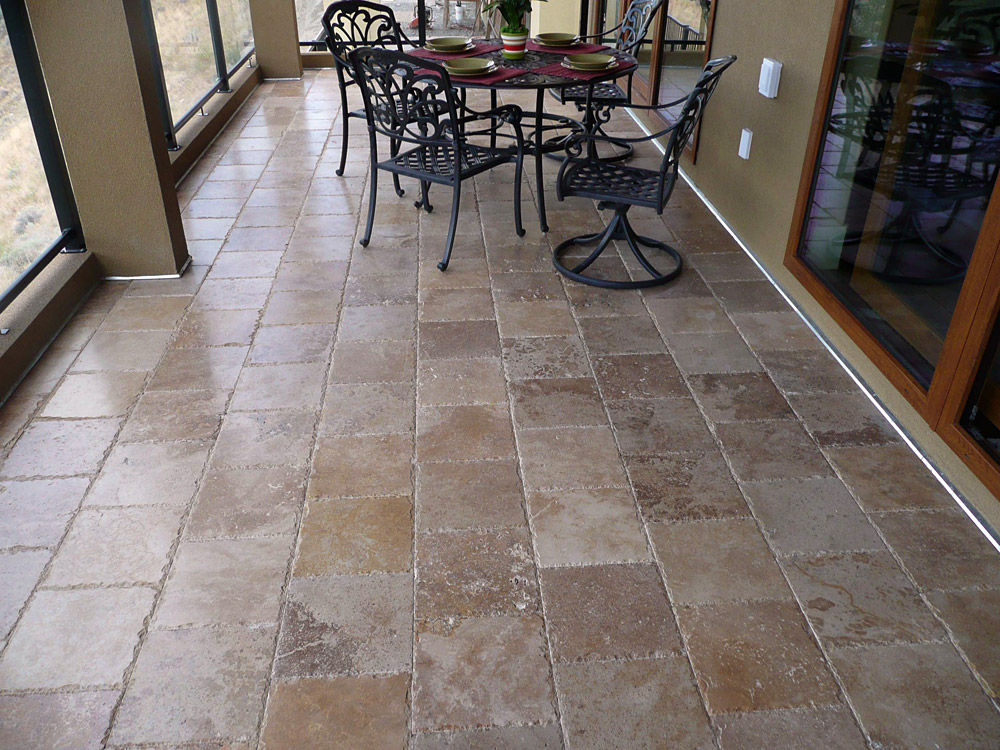 Reasons To Use Travertine Tile And Pavers
