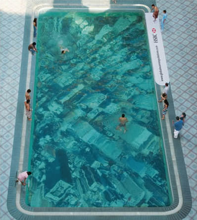 10 Wackiest & Coolest Swimming Pool Designs In the World