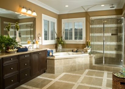 Bathroom Remodeling on Bathroom Remodeling Expert Helen Davies Is Here To Talk About Your