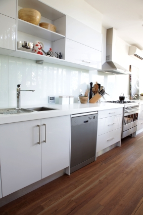 Kitchen Design Blog on Kitchen Remodel White Cabinets Wood Flooring Remodeling Your Kitchen