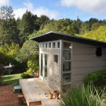 art studio outbuilding shed