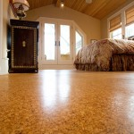 universal design bedroom cork floors