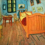 Vincent Van Gogh Bedroom at Arles