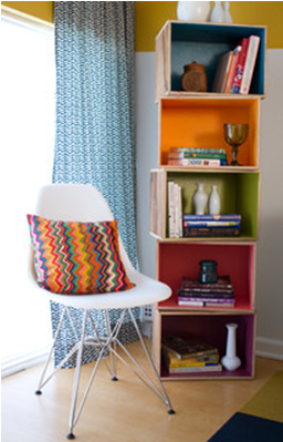 Upcyling and recycling ideas for home decor for Recycled living room ideas