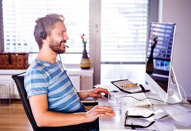 work from home balance