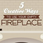 5 creative ways to use an empty fireplace thumb