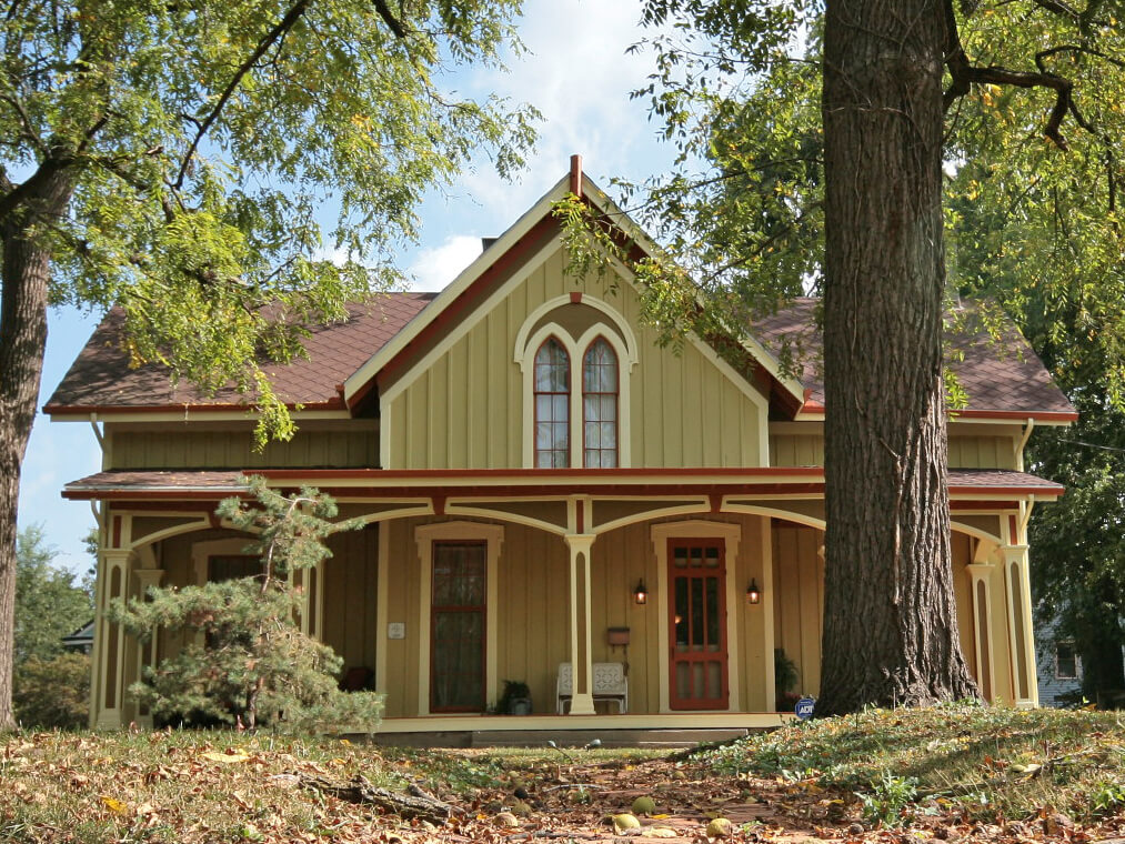 american style carpenter gothic gothic revival