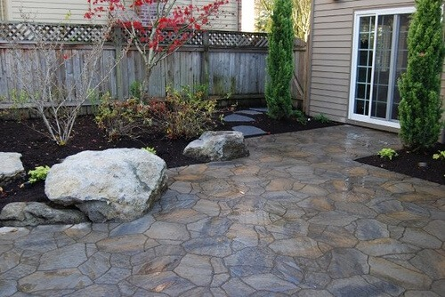 Clean Patio Pavers