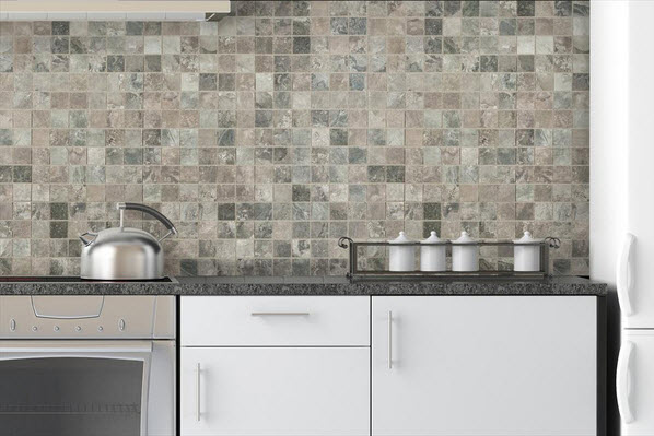 Backsplash Comeback Using The Old When The New 39 S Installed