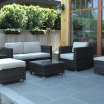 resin patio furniture conversation set