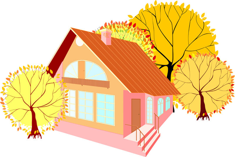 5 jobs for your home fall preparation checklist for Fall home preparation