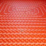radiant heat close up