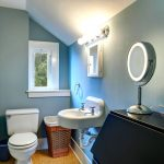 small guest bathroom