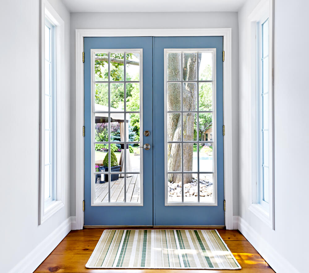 Doors and natural light 5 smart choices to make for Porte jardin pvc