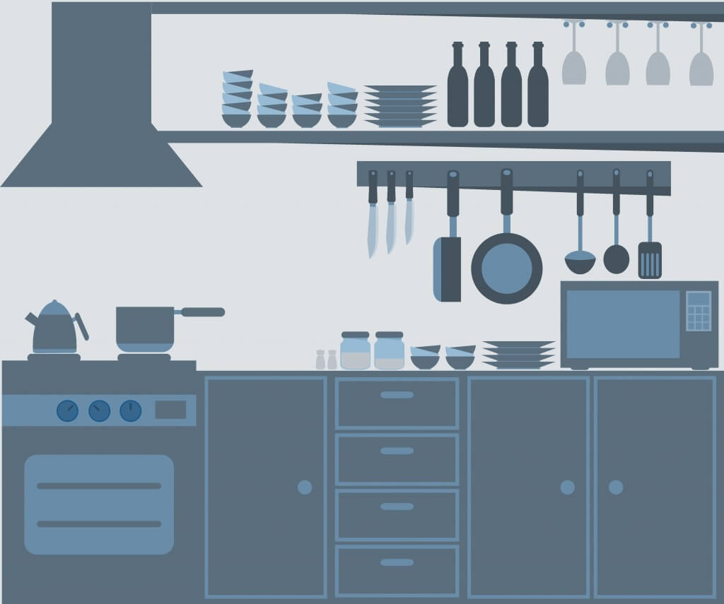 The Life And Times Of The Modern Kitchen: A Long Form Read