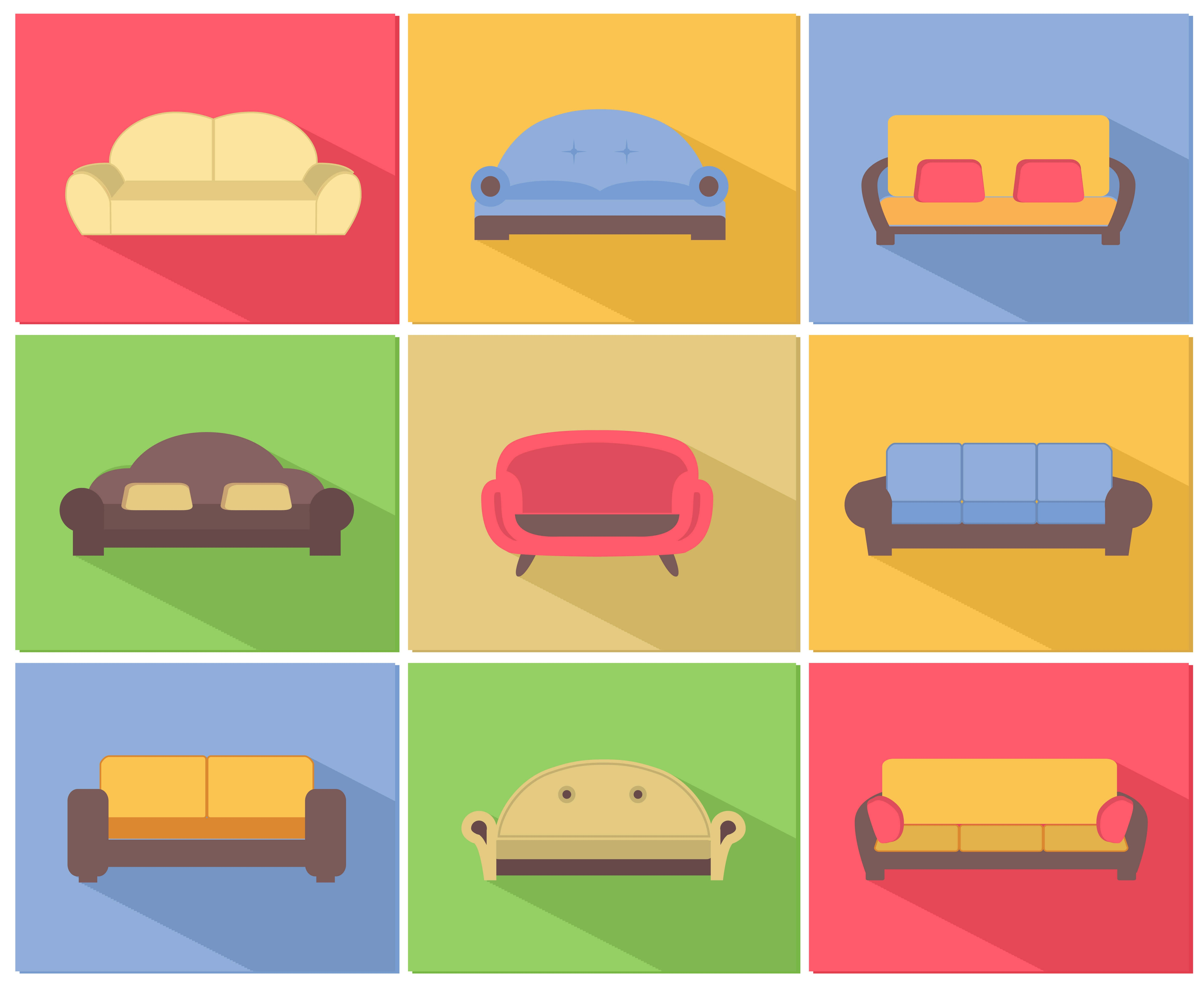 The History Of Couch A Long Form