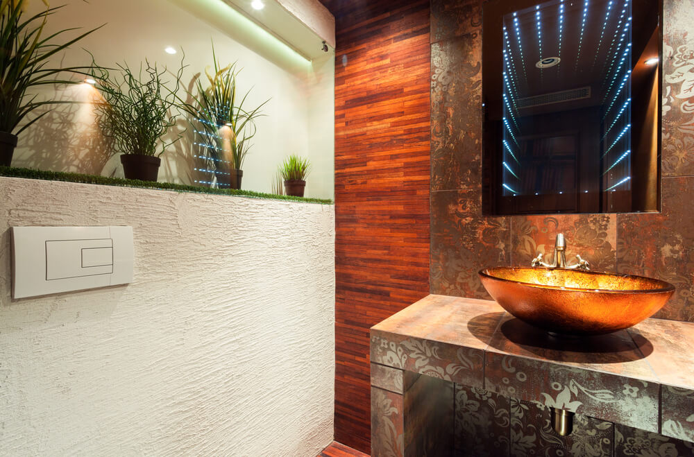 Top 2015 Bathroom Design Trends