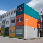 container home block