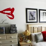 Red_lips_wall_decal_example
