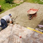 landscaping patio pavers