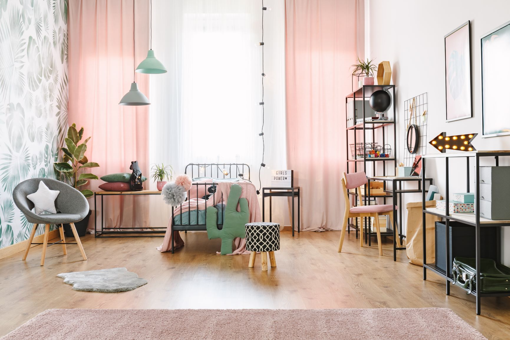 unique room ideas for girls