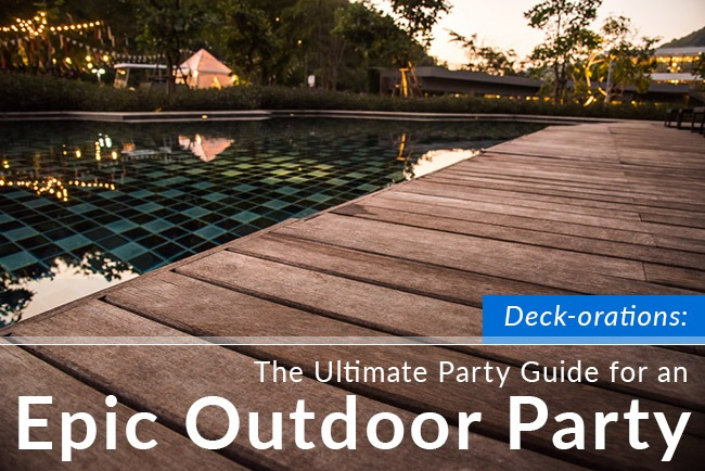 Epic Outdoor Party