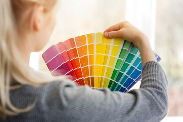 designing with color therapy