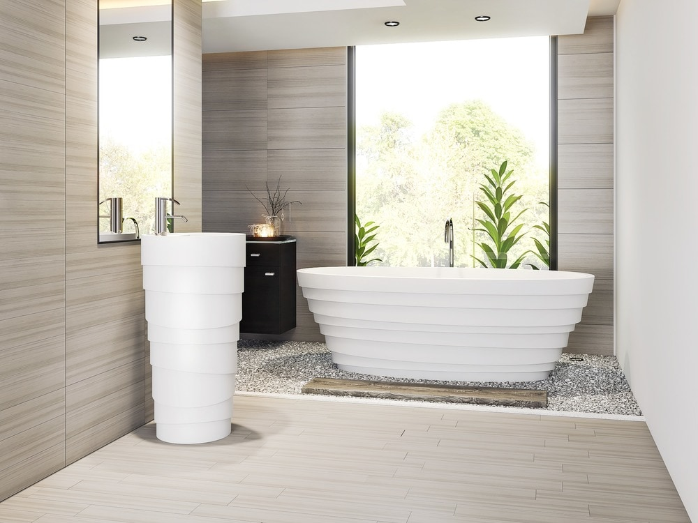 The Best Flooring Options For A Small Bathroom | BuildDirect® Blog