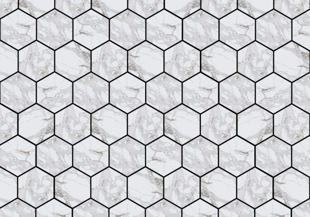 Stylish Hexagon Tile Ideas For Your