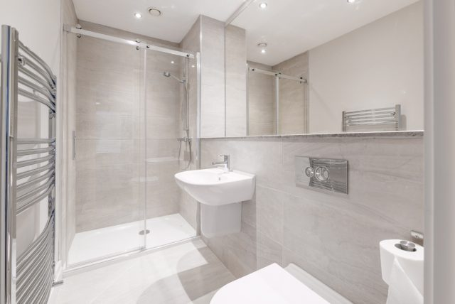 The Best Flooring Options For A Small Bathroom Builddirect Blog