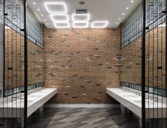 commercial washroom floors