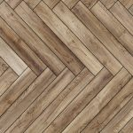 herringbone wood wall