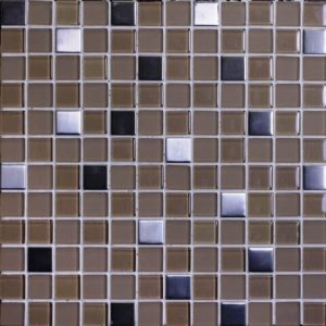 metallic tile