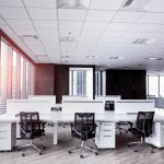 open office flooring