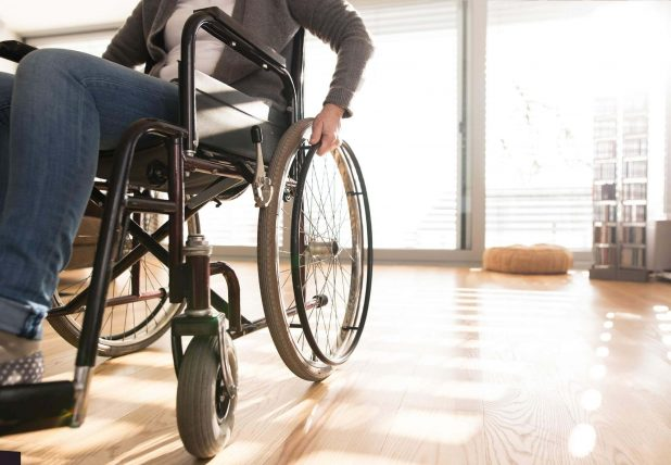 Flooring for Wheelchairs