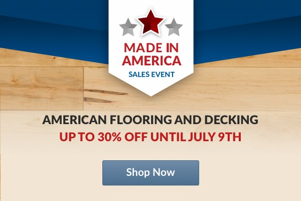 Made in America Sale
