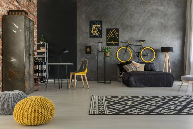 interior industrial design