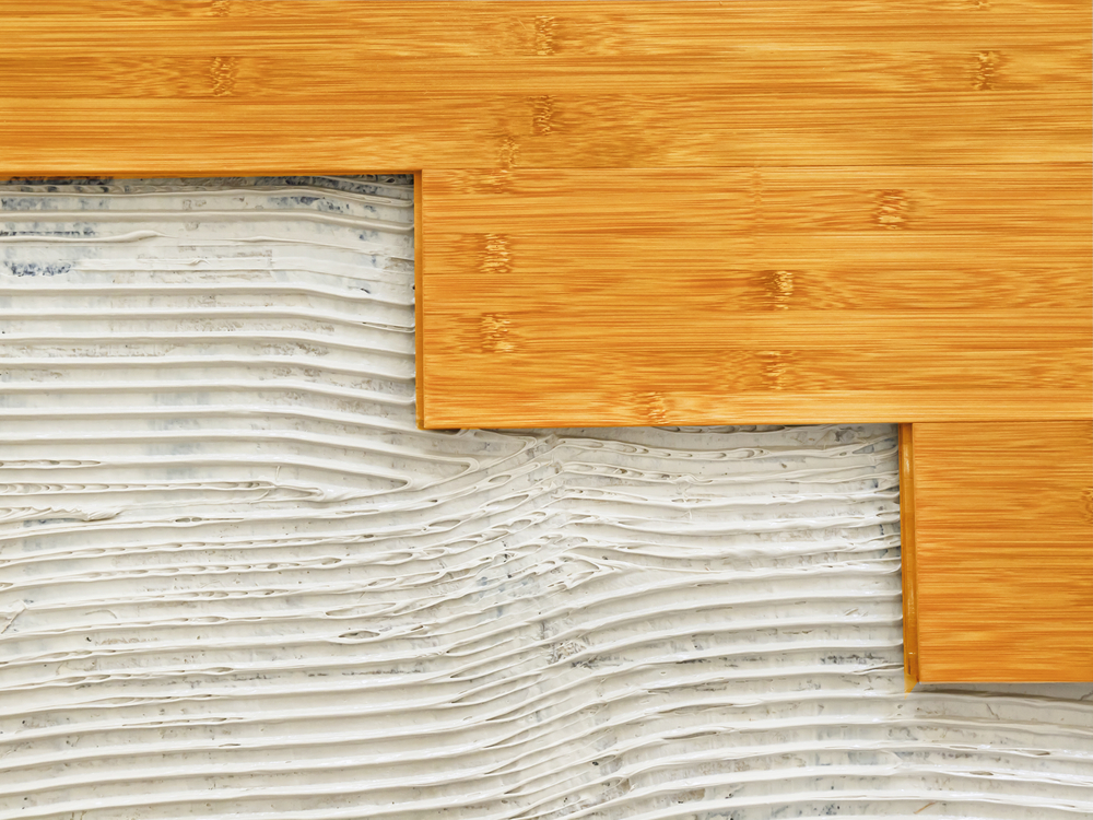 How to install bamboo flooring on a wood subfloor
