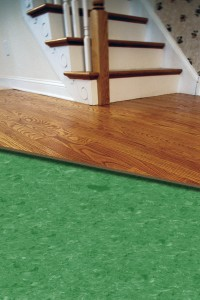 Laminate Flooring Underlayment - How to install moisture barrier under laminate flooring