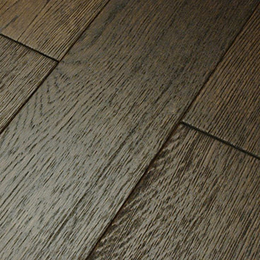 Brushed Finish Hardwood Floor